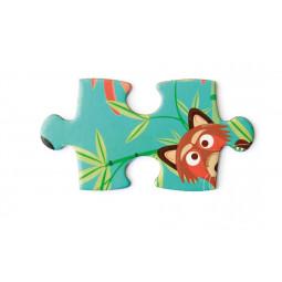 Puzzle 20p magnétique Panda Scratch - 7